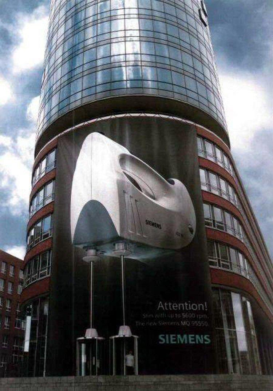 Siemens: Attention!