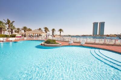 فندق ومنتجع قرية مكارم النخيل جدة