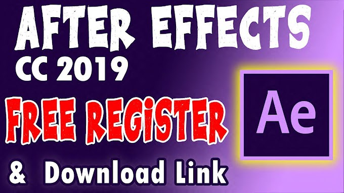 After Effects CC 2019 Free Download
