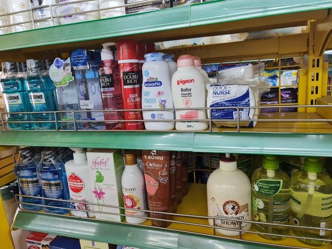 Cửa hàng Bách Hóa Xanh ở Ninh Thuận không niêm yết giá bán