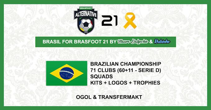 Brasil (Setembro) - Brasfoot 2021