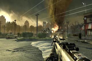 لعبة كول اوف ديوتي متوفرة الان للكمبيوتر  Call of Duty
