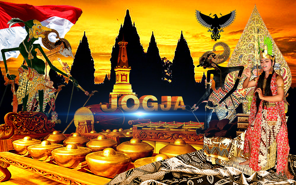 Epic travelers - Gate Charm of Tourism Yogyakarta Indonesia Part: 2