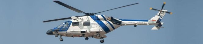 HAL Delivers 2 ALH MK-III Advanced Helicopters To Indian Coast Guard