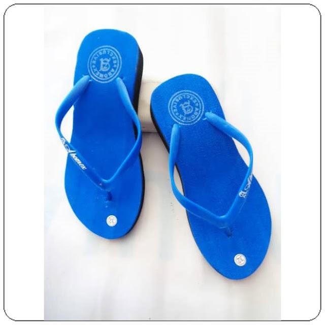 Sandal AMX Wedges Polos Tg Langsung dari Produsen Sandal