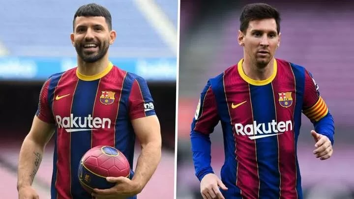 Aguero backed to fill Suarez void for Messi & Barca