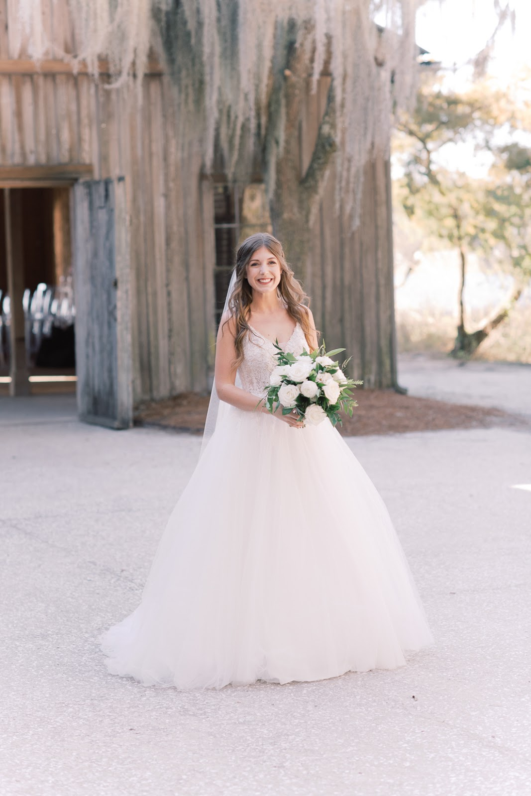 Bridal Portraits - Chasing Cinderella