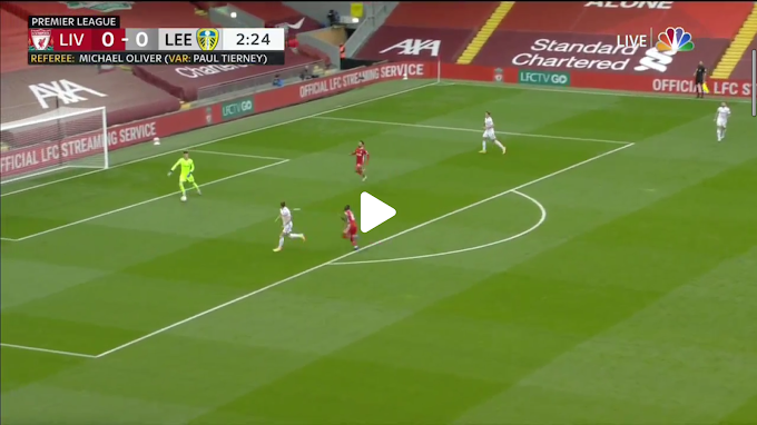 VIDEO: Liverpool 4:3 Leeds / Premier league