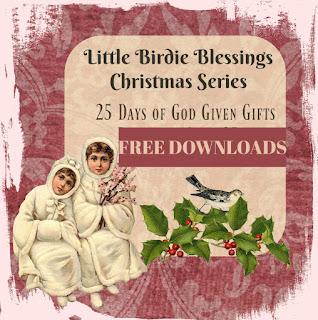 FREE Christmas Series - God