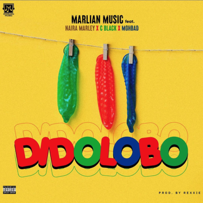 "Naira Marley x C Blvck x Mohbad – ""Didolobo"" (Prod. Rexxie)"