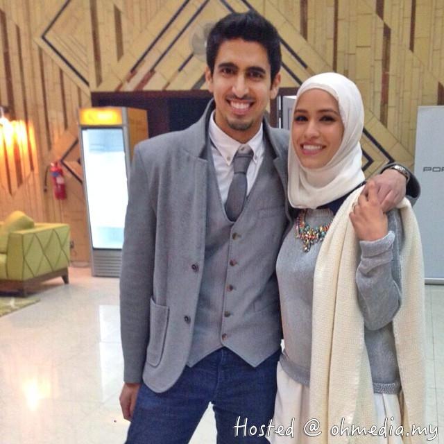 10 Gambar Isteri Penyanyi Kun Anta Humood Alkhudher