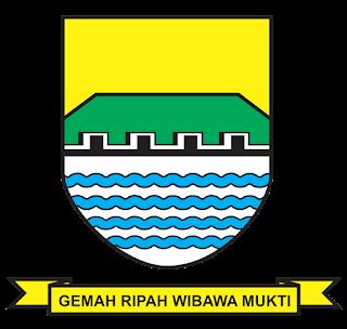 Logo/ Lambang Daerah Kota Bandung CDR, PNG, JPG