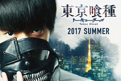 Jadwal dan Daftar Film Jepang yang rilis 2017
