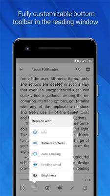 تطبيق FullReader v4.0.9 لقرائة الإلكترونية النسخة المدفوعة للأندرويد unnamed+%2821%