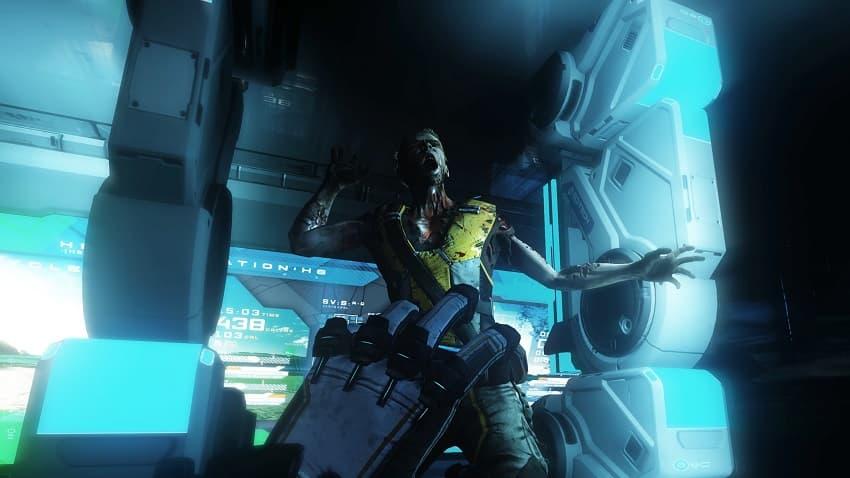 Рецензия на игру The Persistence - сурвайвл-хоррора для VR, но без виртуальной реальности - 03
