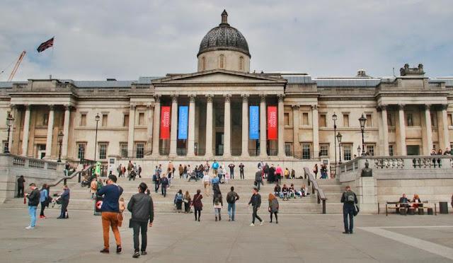 Visita a la Galería Nacional de Londres