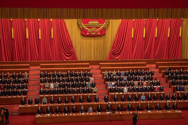 Η Κίνα ως απειλή