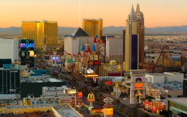 Terre Eiffel Las Vegas Vista