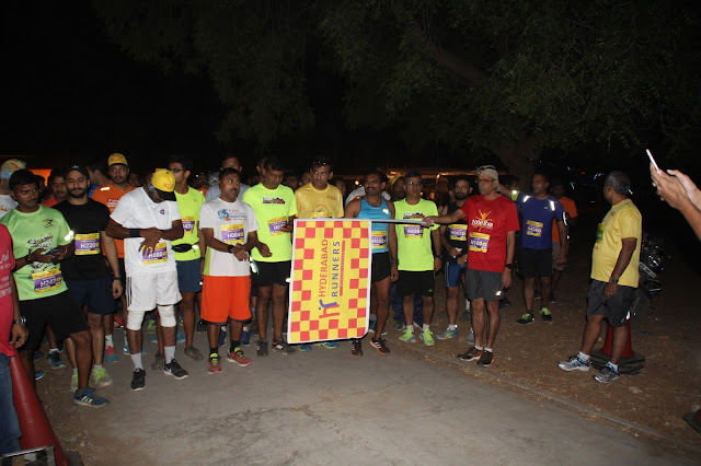 Hyderabad Runners University of Hyderabad Club Run 2017