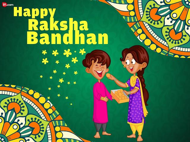 Raksha Bandhan Essay In Hindi 150 Words