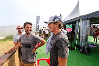 36 Hodei Collazo EUK and Leonardo Fioravanti ITA Pantin Classic Galicia Pro foto WSL Laurent Masurel