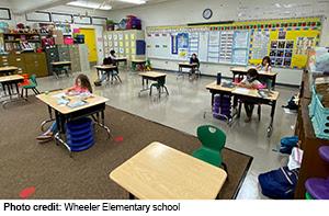 PC: Wheeler Elementary School