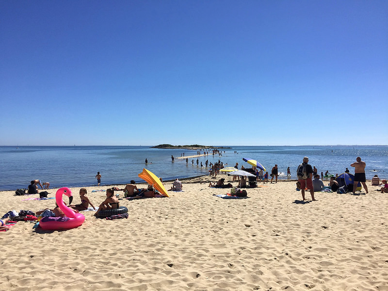Sandy beach | family holiday in france