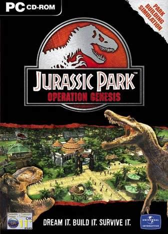 Jurassic Park Operacion Genesis PC [Full] Español [MEGA]
