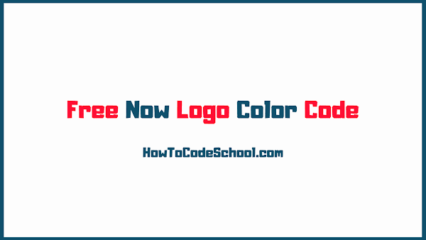 Free Now Logo Color Code