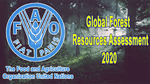 Global Forest Resources Assessment (FRA) 2020 Report