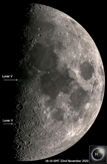 Lunar X and V November 2020