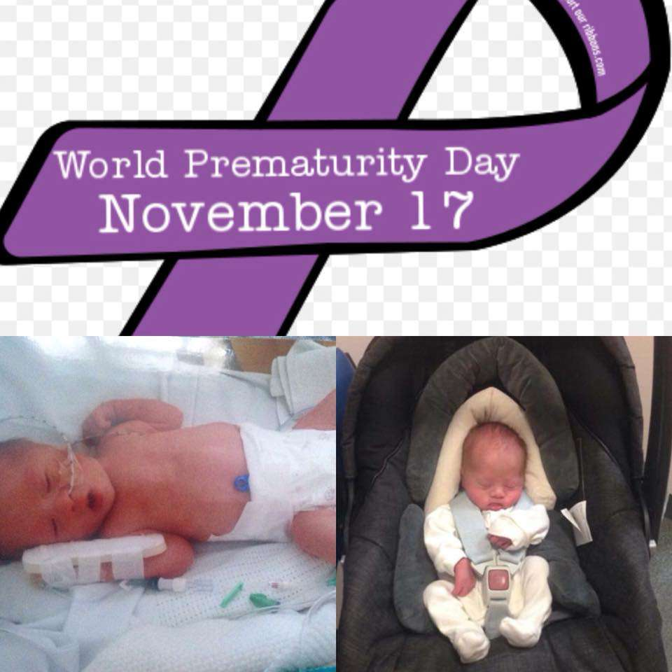 World Prematurity Day Wishes For Facebook