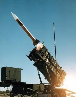 Peluru kendali anti-balistik