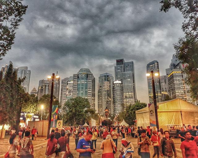 salmanbiroe - Indonesian Lifestyle Blogger - Menuju Bonus Demografi dan Generasi Emas Indonesia 2045
