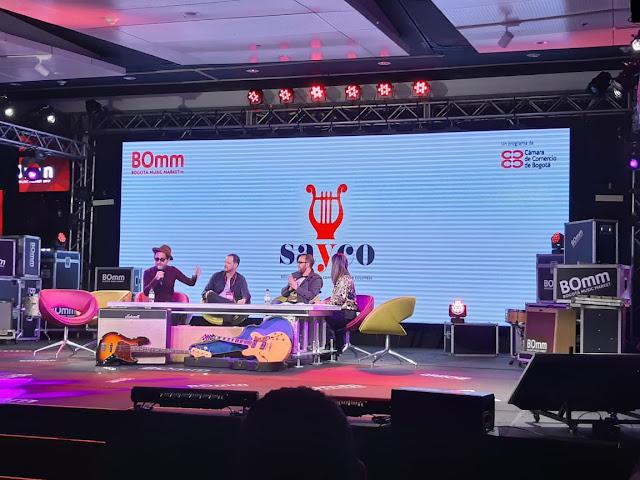 SAYCO-BOmm-Bogotá-Music-Market-agenda