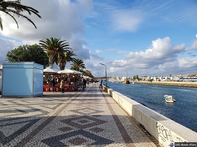 Marina de Lagos, Algarve