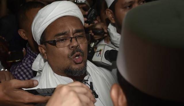 Habib Rizieq: Sejak Saya ke Mekah, Indonesia Makin Kacau