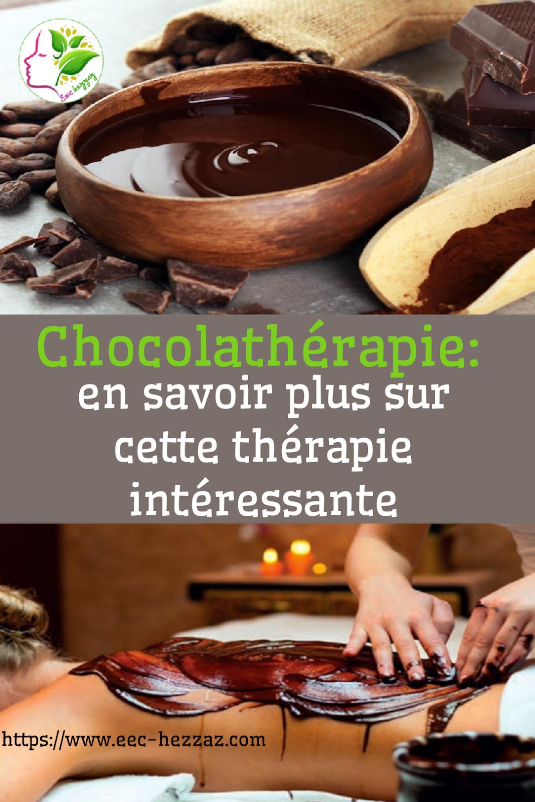 Chocolathérapie: en savoir plus sur cette thérapie intéressante