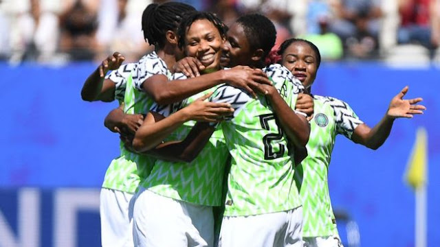 Super Falcons miraculously enter knockout stage, face Germany