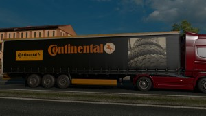 Continental trailer mod