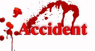 NH -77 पर ऑटो और बस की टक्कर में 8 लोगो की दर्दनाक मौत