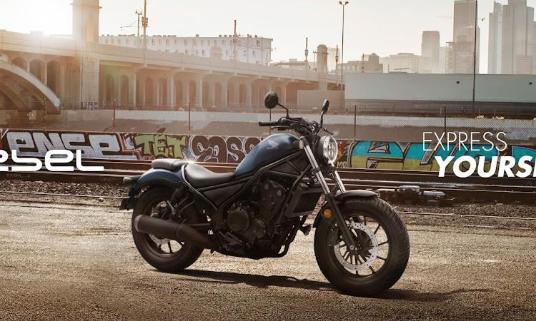 Honda CMX500 Rebel Diperbaharui, Jadi Lebih Tangguh dan Macho