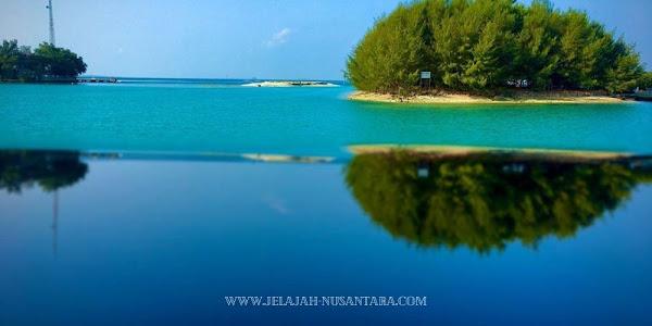 destinasi wisata paket royal island resort pulau kelapa 2 hari 1 malam