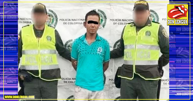 Venezolano detenido en Maicao por abusar de dos menores de edad