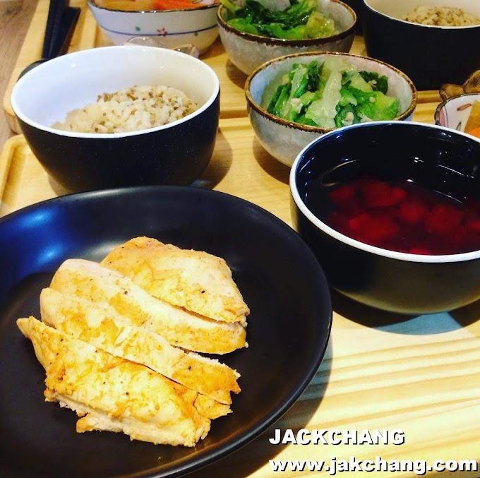 食|台北【信義區】uMEAL優膳糧低GI飲食-減醣料理初體驗