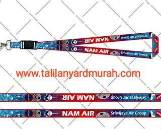 Layanan Template Desain Tali ID Card Di Pelangi Promotion