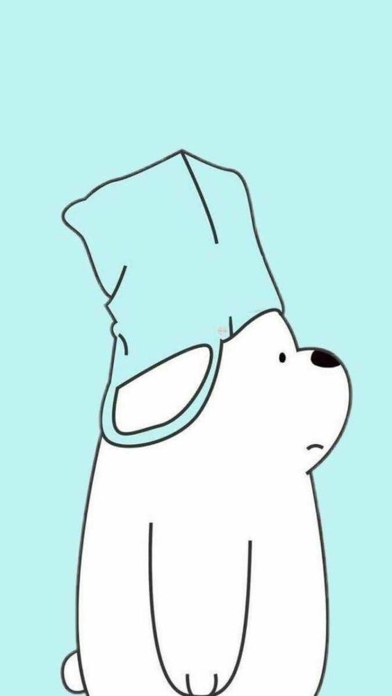 15 Ice Bear We Bare Bears Wallpaper Server Gambar