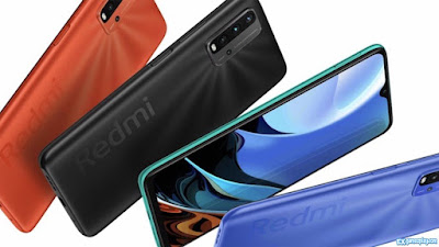 Xiaomi Redmi 9T Review - specifications