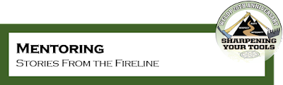 Mentoring - Stories from the Fireline