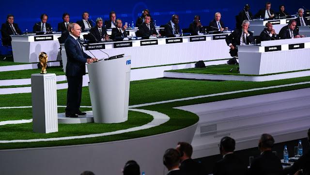 World Cup 2026: USA-Mexico-Canada bid chosen as host
